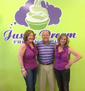 Just a dream fro-yo family